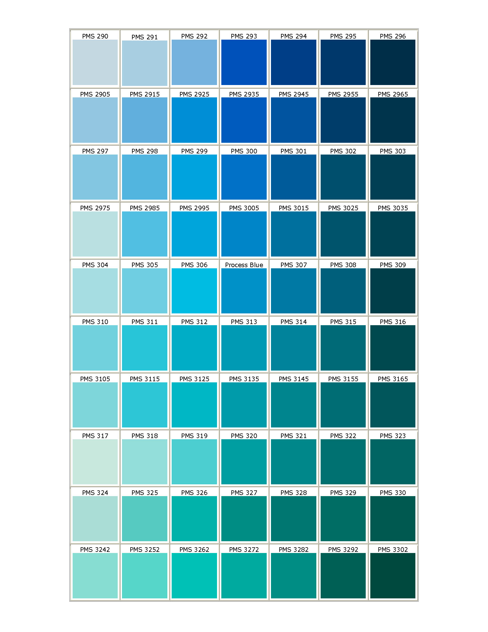 Pantone matching system the nvjuhfo Choice Image