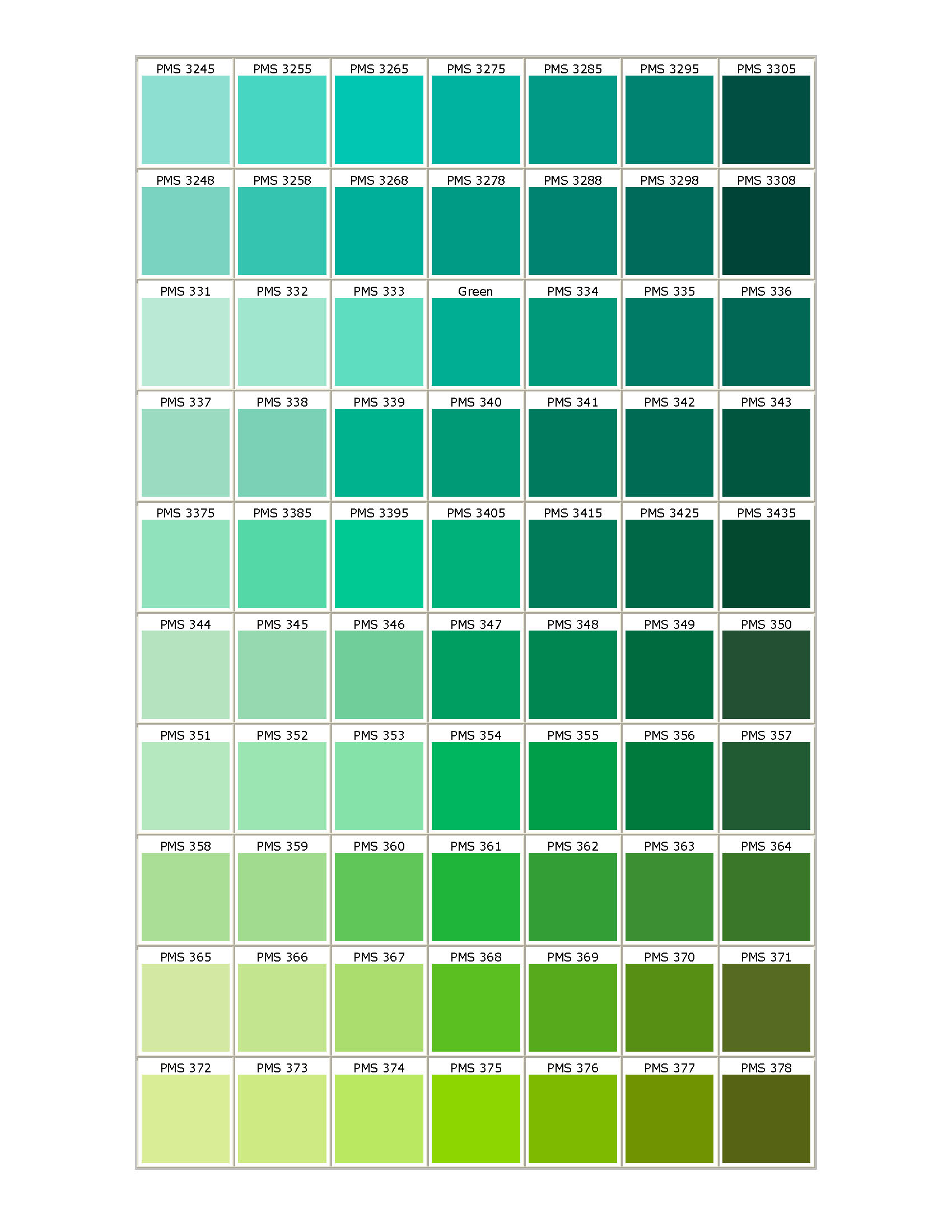 Search Pantone Color Pantonecolorchart Page